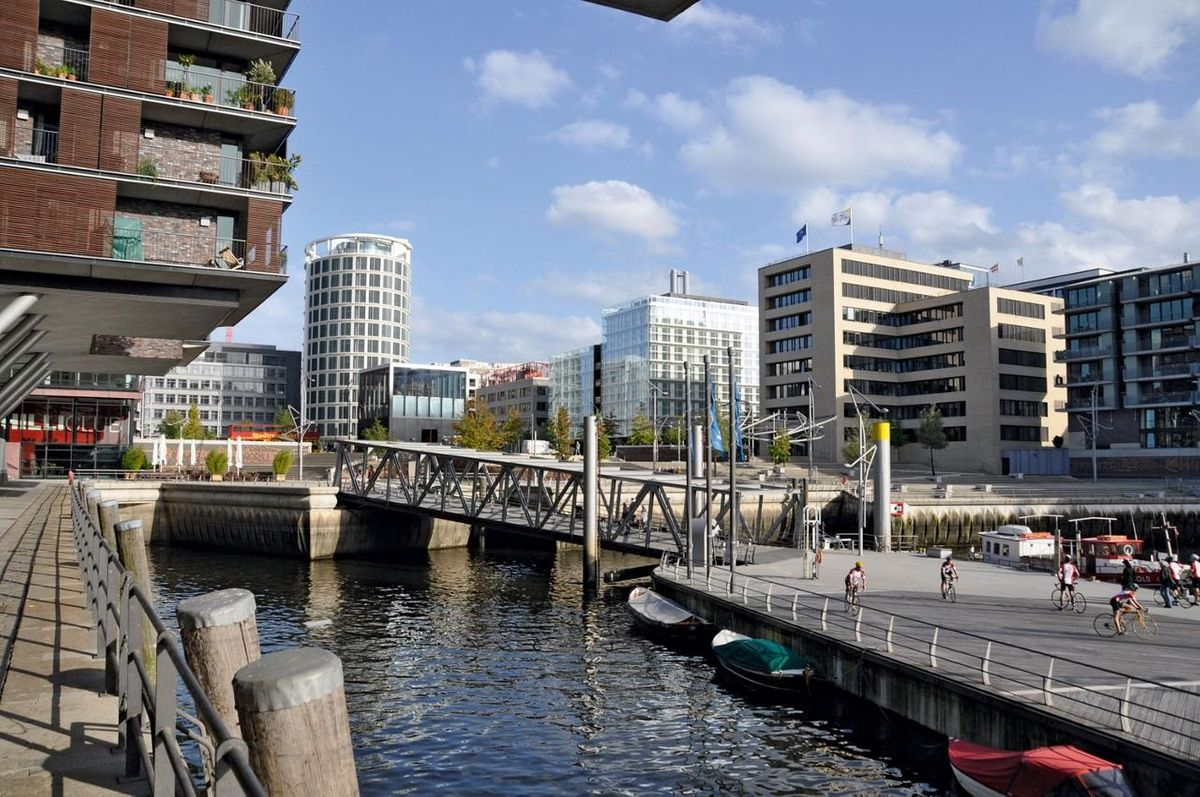 Hamburg Großbereich